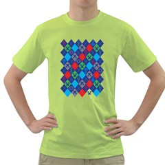 Minecraft Ugly Holiday Christmas Green T-Shirt