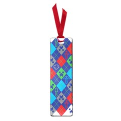 Minecraft Ugly Holiday Christmas Small Book Marks