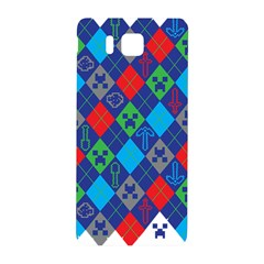 Minecraft Ugly Holiday Christmas Samsung Galaxy Alpha Hardshell Back Case
