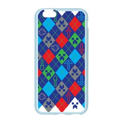 Minecraft Ugly Holiday Christmas Apple Seamless iPhone 6/6S Case (Color)