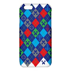 Minecraft Ugly Holiday Christmas iPhone 6/6S TPU Case