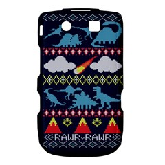 My Grandma Likes Dinosaurs Ugly Holiday Christmas Blue Background Torch 9800 9810