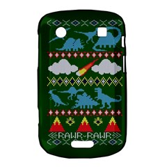 My Grandma Likes Dinosaurs Ugly Holiday Christmas Green Background Bold Touch 9900 9930