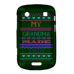 My Grandma Made This Ugly Holiday Green Background Bold Touch 9900 9930