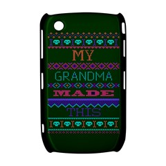 My Grandma Made This Ugly Holiday Green Background Curve 8520 9300