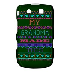 My Grandma Made This Ugly Holiday Green Background Torch 9800 9810