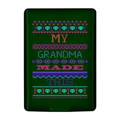 My Grandma Made This Ugly Holiday Green Background Kindle 4