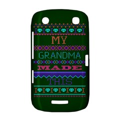 My Grandma Made This Ugly Holiday Green Background BlackBerry Curve 9380