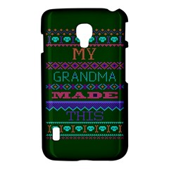 My Grandma Made This Ugly Holiday Green Background LG Optimus L7 II