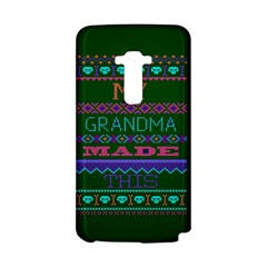 My Grandma Made This Ugly Holiday Green Background LG G Flex