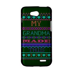 My Grandma Made This Ugly Holiday Green Background LG L90 D410