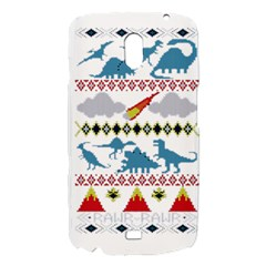 My Grandma Likes Dinosaurs Ugly Holiday Christmas Samsung Galaxy Nexus i9250 Hardshell Case