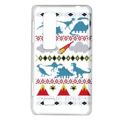 My Grandma Likes Dinosaurs Ugly Holiday Christmas LG Optimus Thrill 4G P925