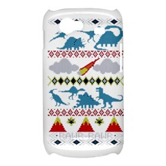 My Grandma Likes Dinosaurs Ugly Holiday Christmas Samsung Galaxy Nexus S i9020 Hardshell Case