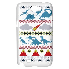 My Grandma Likes Dinosaurs Ugly Holiday Christmas Samsung Galaxy Note 2 Hardshell Case