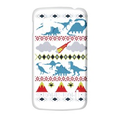 My Grandma Likes Dinosaurs Ugly Holiday Christmas LG Nexus 4