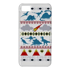 My Grandma Likes Dinosaurs Ugly Holiday Christmas BlackBerry Z10