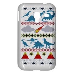 My Grandma Likes Dinosaurs Ugly Holiday Christmas Samsung Galaxy Ace Plus S7500 Hardshell Case