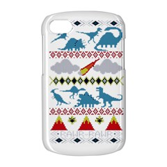 My Grandma Likes Dinosaurs Ugly Holiday Christmas BlackBerry Q10