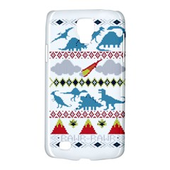 My Grandma Likes Dinosaurs Ugly Holiday Christmas Galaxy S4 Active