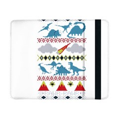 My Grandma Likes Dinosaurs Ugly Holiday Christmas Samsung Galaxy Tab Pro 8.4  Flip Case