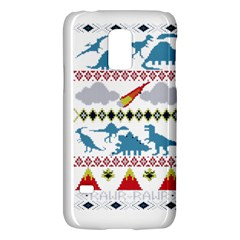 My Grandma Likes Dinosaurs Ugly Holiday Christmas Galaxy S5 Mini