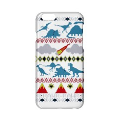 My Grandma Likes Dinosaurs Ugly Holiday Christmas Apple iPhone 6/6S Hardshell Case