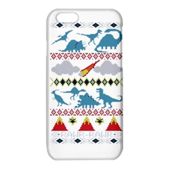 My Grandma Likes Dinosaurs Ugly Holiday Christmas iPhone 6/6S TPU Case
