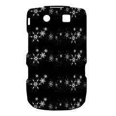 Black elegant  Xmas design Torch 9800 9810
