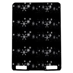 Black elegant  Xmas design Kindle Touch 3G