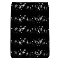 Black elegant  Xmas design Flap Covers (L)