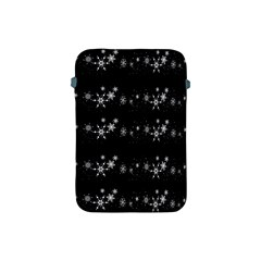 Black elegant  Xmas design Apple iPad Mini Protective Soft Cases