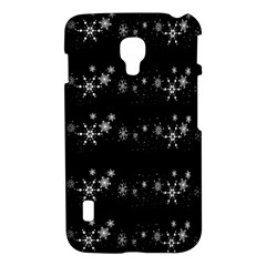 Black elegant  Xmas design LG Optimus L7 II