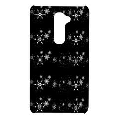 Black elegant  Xmas design LG G2