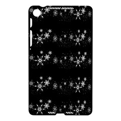 Black elegant  Xmas design Nexus 7 (2013)