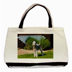 Bedlington Terrier Full Basic Tote Bag