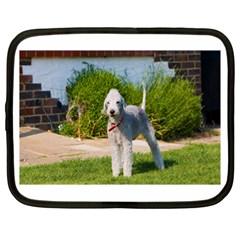 Bedlington Terrier Full Netbook Case (XL)