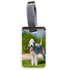 Bedlington Terrier Full Luggage Tags (Two Sides)