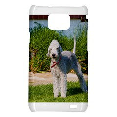 Bedlington Terrier Full Samsung Galaxy S2 i9100 Hardshell Case