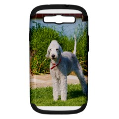 Bedlington Terrier Full Samsung Galaxy S III Hardshell Case (PC+Silicone)