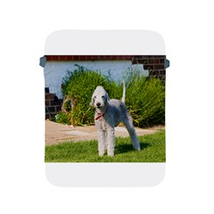 Bedlington Terrier Full Apple iPad 2/3/4 Protective Soft Cases