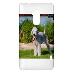 Bedlington Terrier Full HTC One Max (T6) Hardshell Case