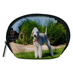 Bedlington Terrier Full Accessory Pouches (Medium)