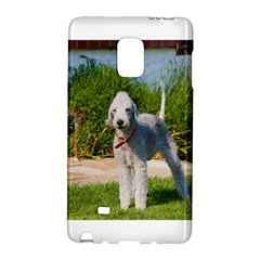 Bedlington Terrier Full Galaxy Note Edge
