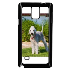 Bedlington Terrier Full Samsung Galaxy Note 4 Case (Black)