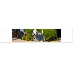 Bedlington Terrier Full Flano Scarf (Large)