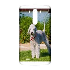 Bedlington Terrier Full LG G3 Back Case