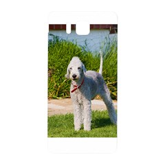 Bedlington Terrier Full Samsung Galaxy Alpha Hardshell Back Case