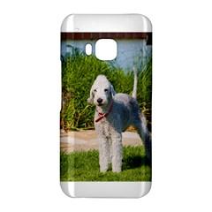 Bedlington Terrier Full HTC One M9 Hardshell Case