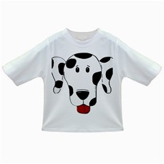 Dalmation cartoon head Infant/Toddler T-Shirts
